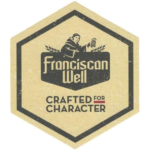 Franciscan Well Beer Mat