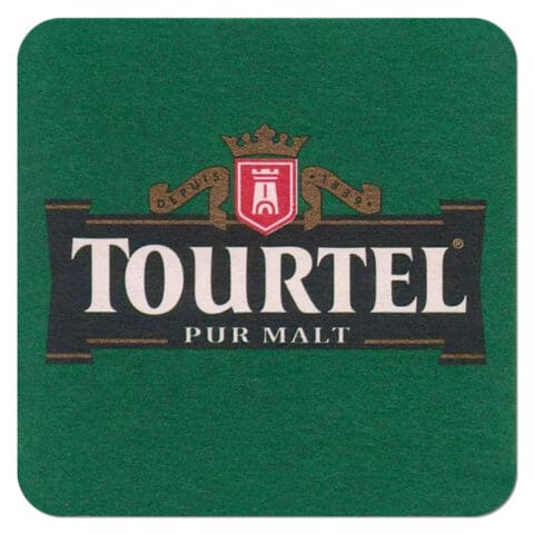 Tourtel Beer Mat
