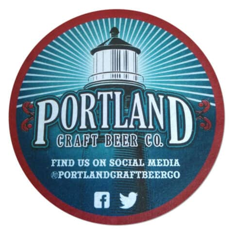 Portland Craft Beer Mat