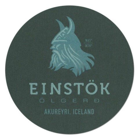 Einstok Beer Mat