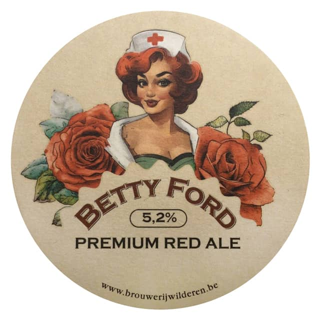 Betty Ford - Brouwerij Wilderen