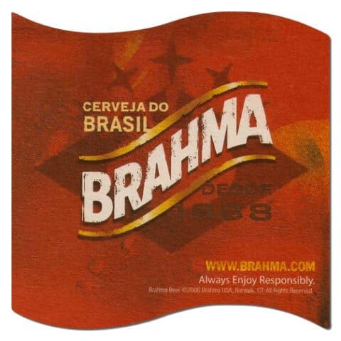 Brahma Beer Mat