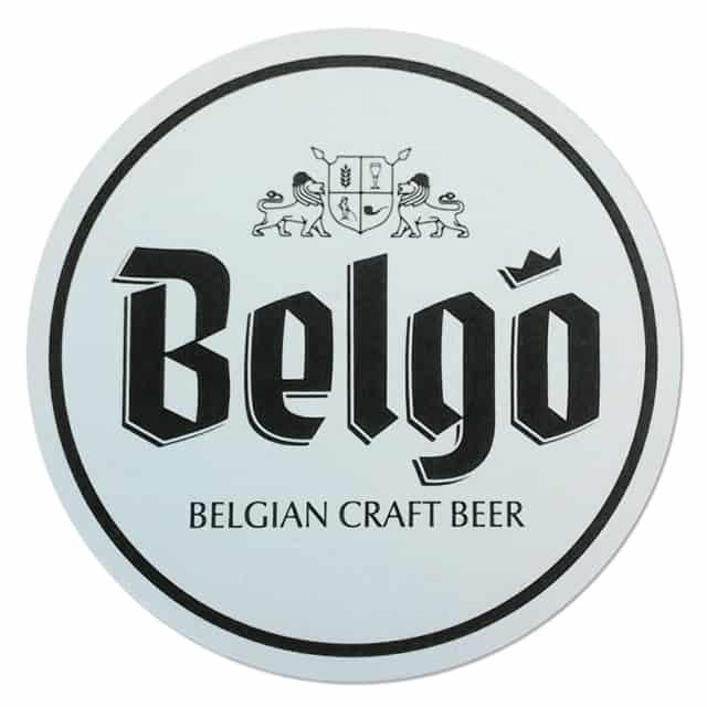 Belgo Beer Mat