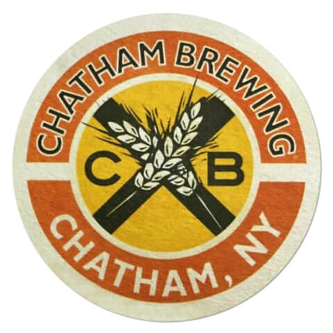 Chatham Brewing Beer Mat