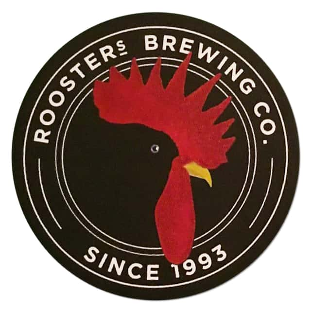 Roosters Brewing Beer Mat