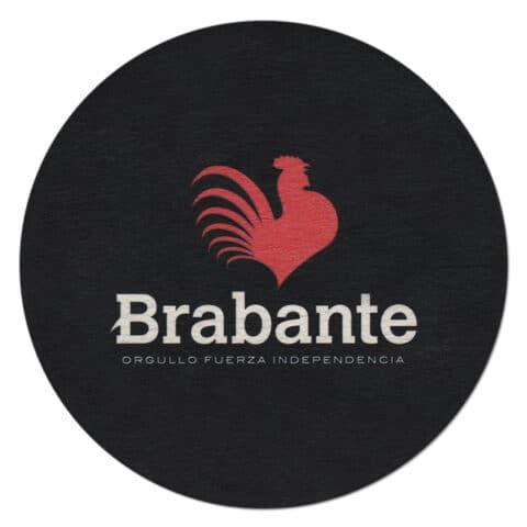 Brabante Beer Mat