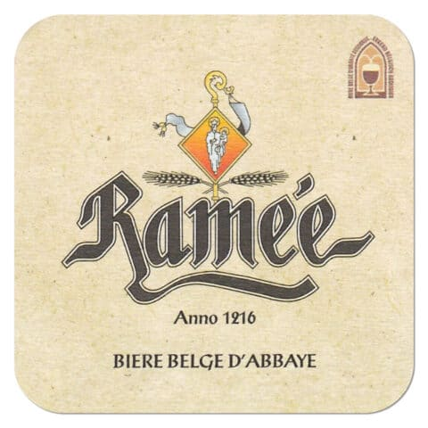 Ramée Beer Mat