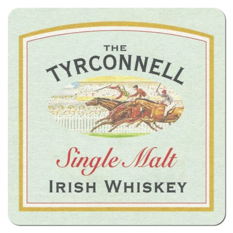 Tyrconnell Whiskey Drip Mat Front