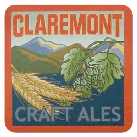 Claremont Craft Ales Coaster